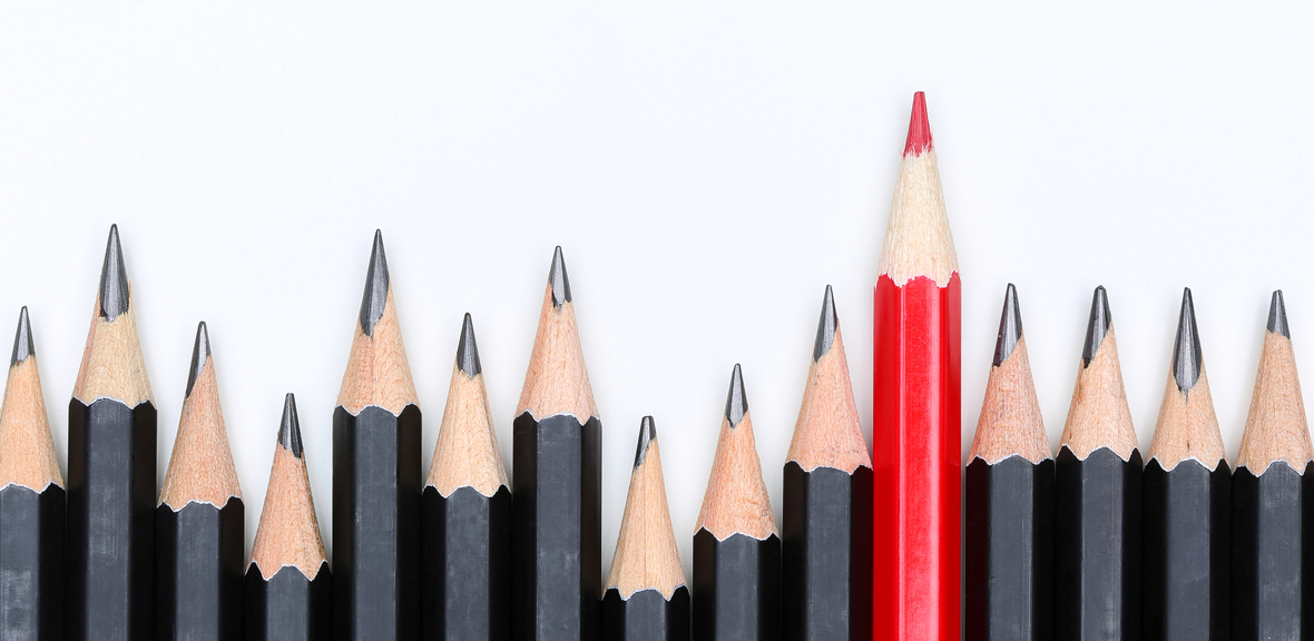 Commentary - red pencil
