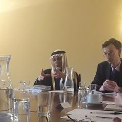 Read more at: Questions-and-Answer session Prince Turki al Faisal, former Saudi ambassador to the United Kingdom