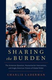 """New book by Dr Charlie Laderman """"Sharing the Burden"""""""
