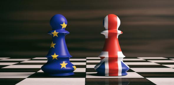 EU & UK chess pieces